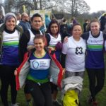 NIHR SRMRC staff took part in the X-Runner Wild Mud Run to raise money for critically ill patients